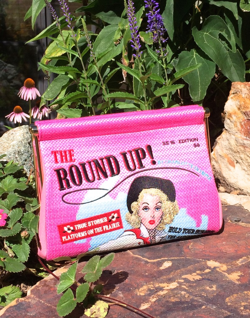 Charlotte Olympia Round Up! Maggie Clutch