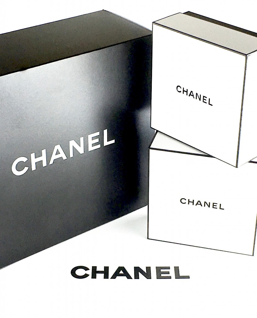 TIMELESS ... Chanel
