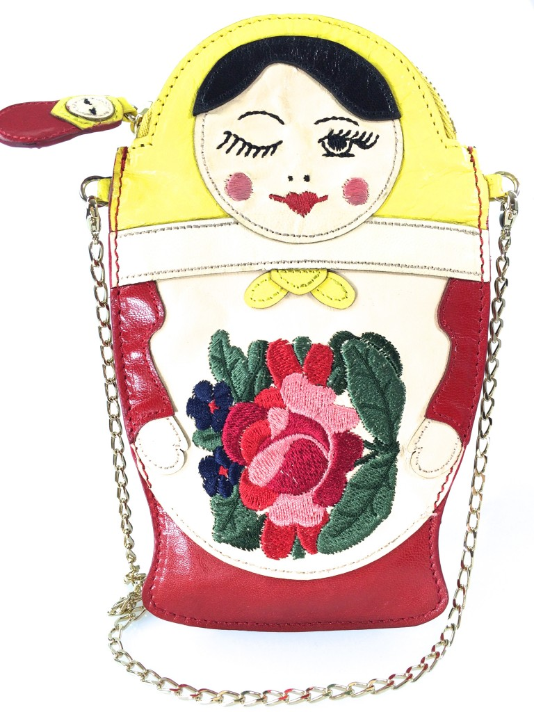 Charlotte Olympia Russian Doll Bag