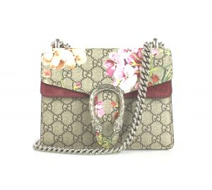 Gucci Mini Bloom Dionysus Shoulder Bag